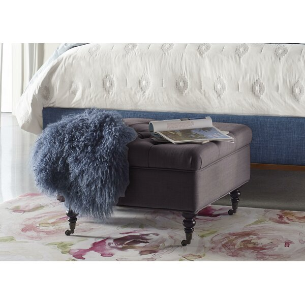 Abbot Storage Ottoman by Serta at Home