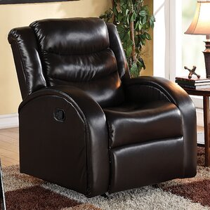 Noah Manual Rocker Recliner by..