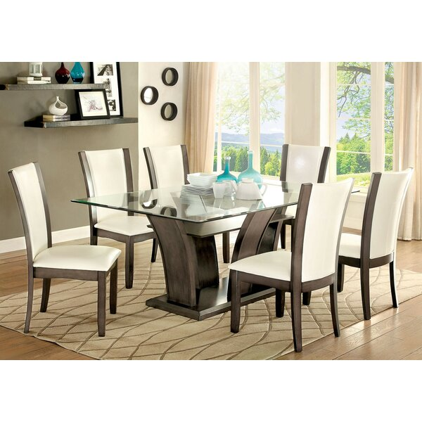Margrett Dining Table by Gracie Oaks