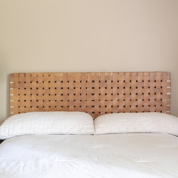Sealrock Queen Upholstered Panel Headboard by Union Rustic