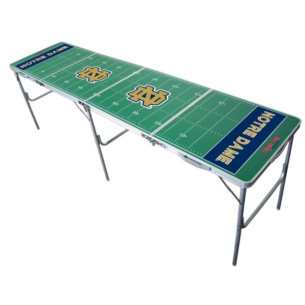 NCAA Tailgate Table by Tailgate Toss