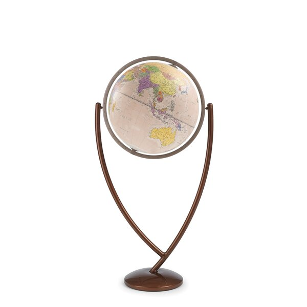 Colombo Floor Globe by Zoffoli Globes USA