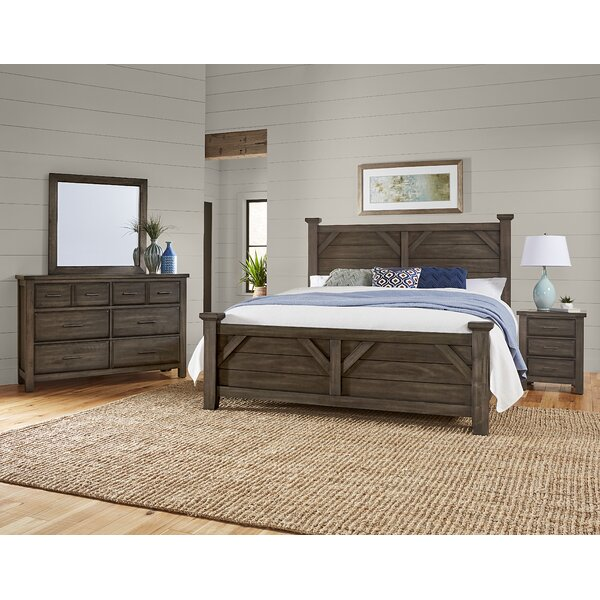 Erving Plank Panel Headboard by Darby Home Co Darby Home Co