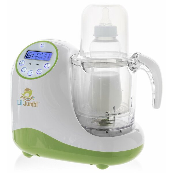 Meal Pro Baby Blender by Lil' Jumbl