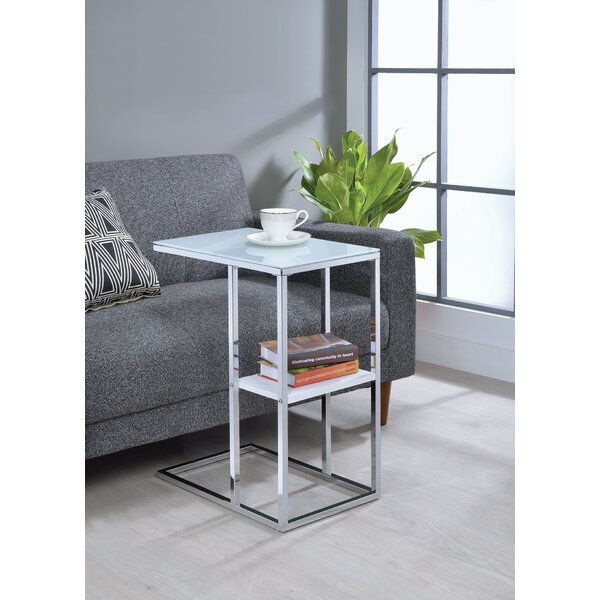 Auger Tray Table by Ebern Designs