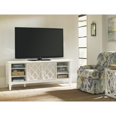 Tommy Bahama Key Solid Wood Tv Stand For Tvs Up To Inches Tv Stands