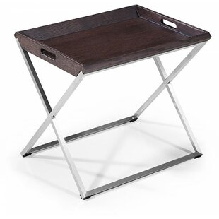 Belafonte End Table by Wade Logan