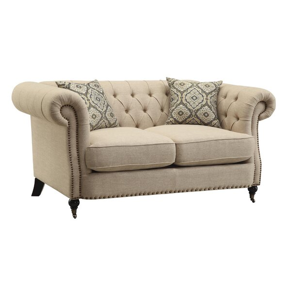 Tallulah Loveseat By One Allium Way