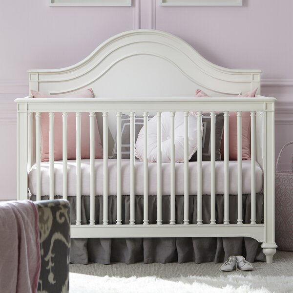 Chassidy 3-in-1 Convertible Crib by Harriet Bee