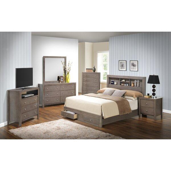 Brennen Platform Configurable Bedroom Set by Latitude Run