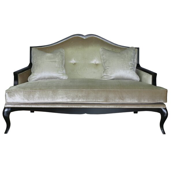 #1 Mont Standard Loveseat By Rosdorf Park Great price