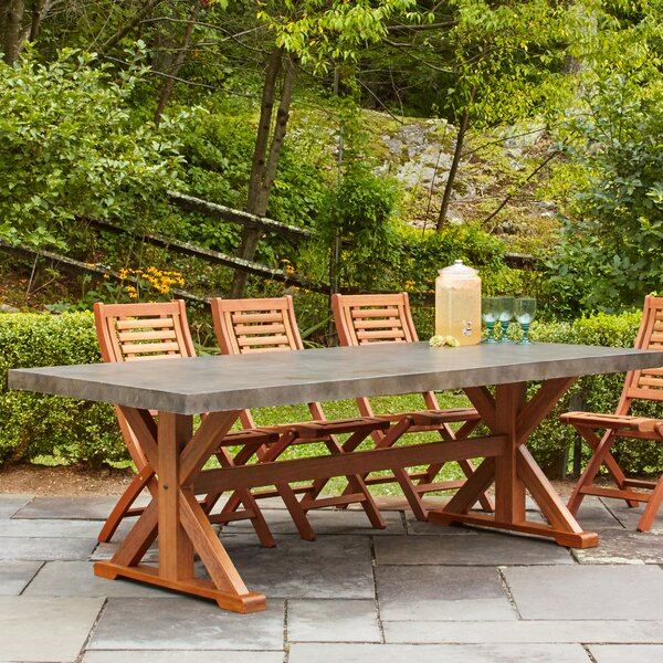 Mancini Dining Table by Birch Lane™