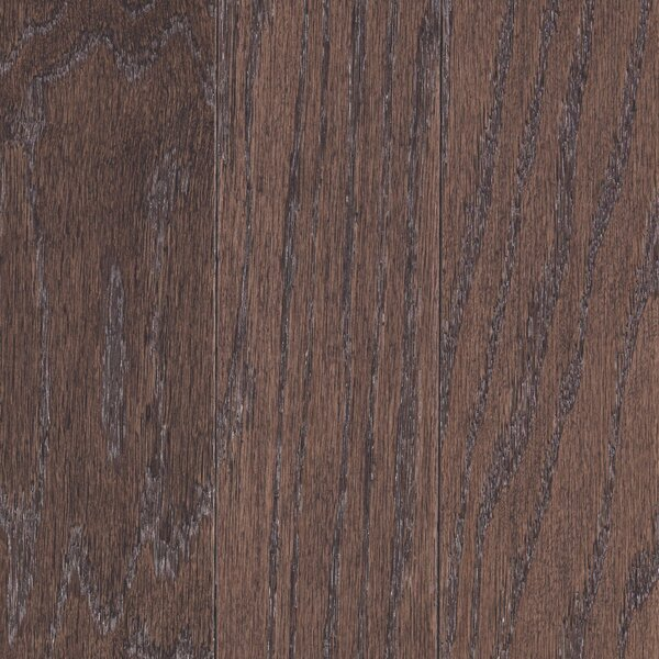 American Loft Random Width Engineered Oak Hardwood Flooring in Stonewash by Mohawk Flooring