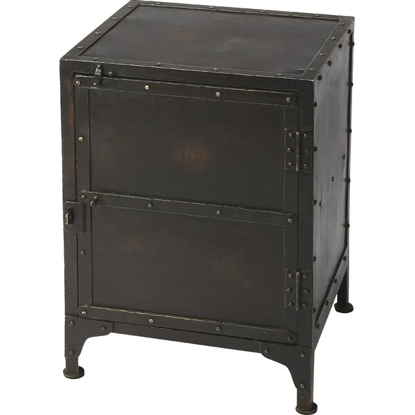 Mellie Side 1 Door Accent Chest by Trent Austin Design