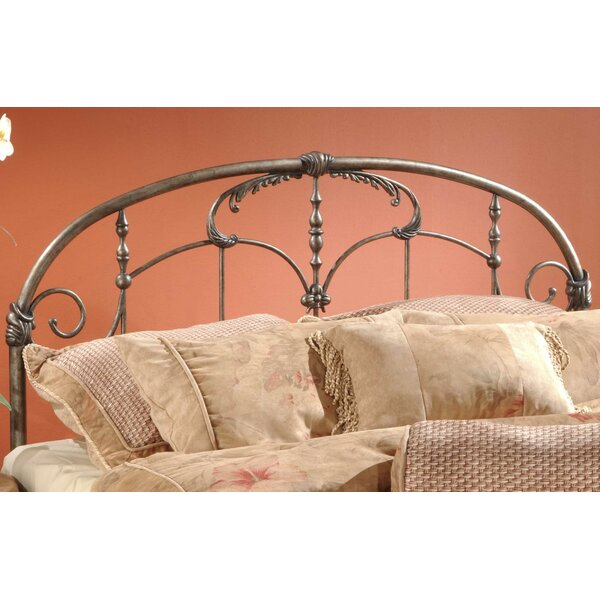 Newbury Open-Frame Headboard by Fleur De Lis Living