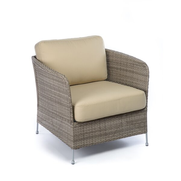 Addison Club Chair with Cushions by CO9 Design