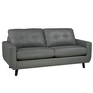 Lathrop Genuine Leather Sofa