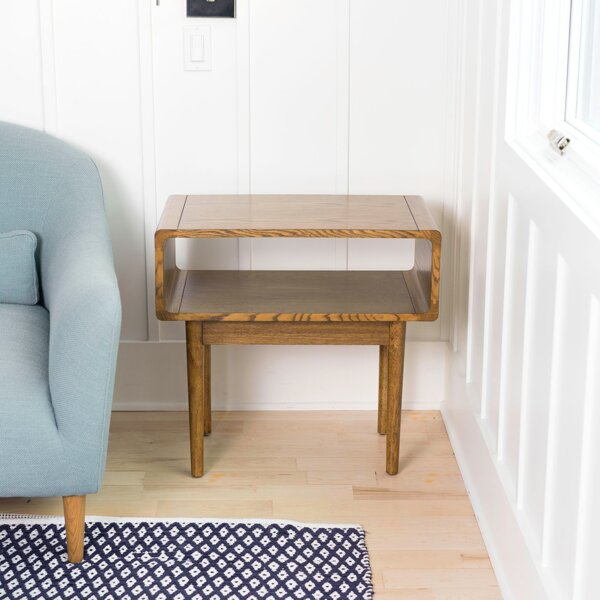 Cracraft Mid-Century End Table by George Oliver