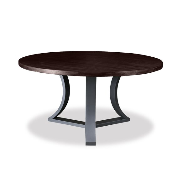 Louisa Solid Wood Dining Table by Gracie Oaks Gracie Oaks