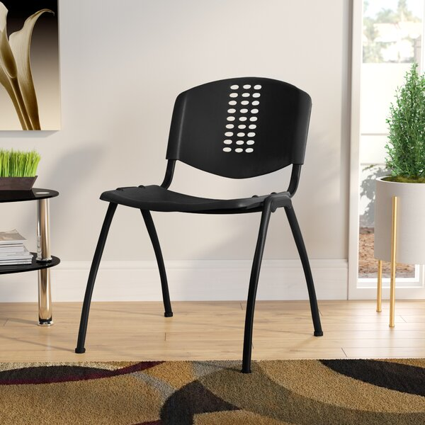 Flora Stack Guest Chair (Set of 2) by Zipcode Design
