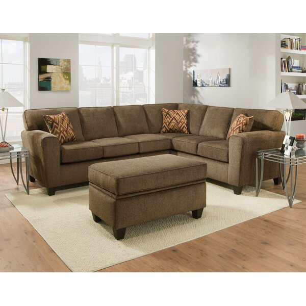 Miki Sectional by Darby Home Co