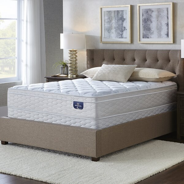 Sertapedic 11 Medium Innerspring Mattress and Box Spring by Serta