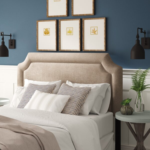 Arundel Upholstered Panel Headboard by Birch Lane™ Heritage