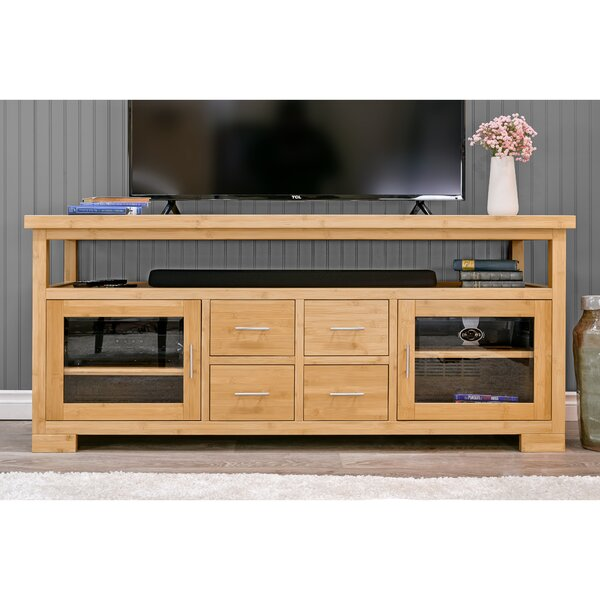 Acosta Solid Wood TV Stand for TVs up to 70