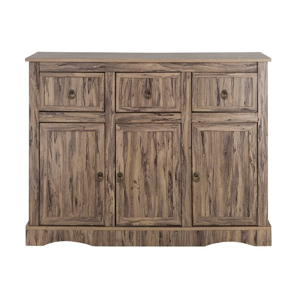 Brents 3 Drawer 3 Door Accent Cabinet by Loon Peak