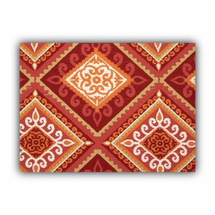 Ashling Indoor/Outdoor 17.75 Placemat (Set of 2) by World Menagerie