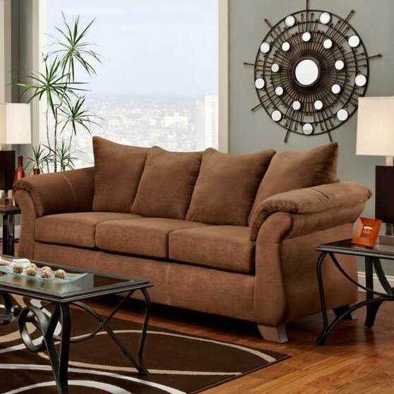 Pfannenstiel Sleeper Sofa by Winston Porter
