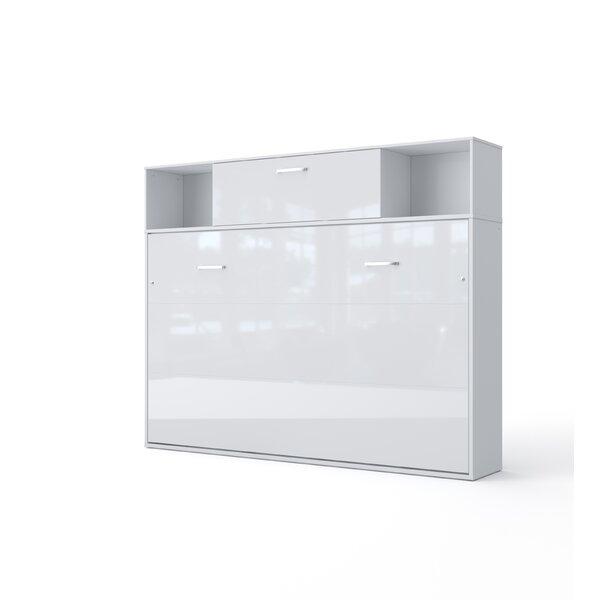 Lampman Full/Double Storage Murphy Bed by Brayden Studio Brayden Studio
