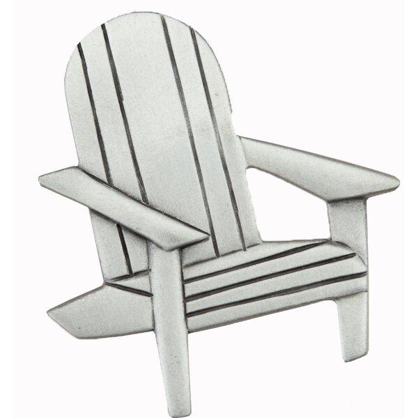 Beach Chair Novelty Knob by Acorn