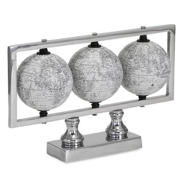 3 World Globes by Ivy Bronx