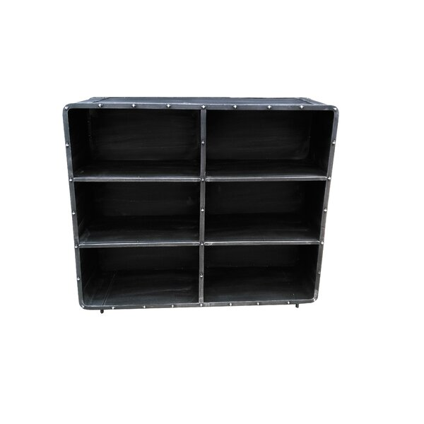 Righter Industrial Rivet Standard Bookcase by Trent Austin Design