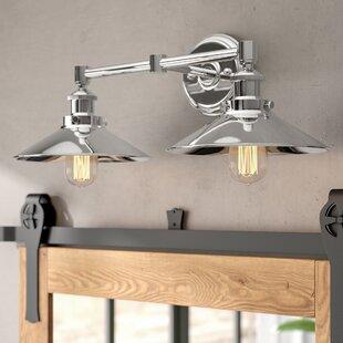 Deals Acquah 2-Light LED Vanity Light ByTrent Austin Design