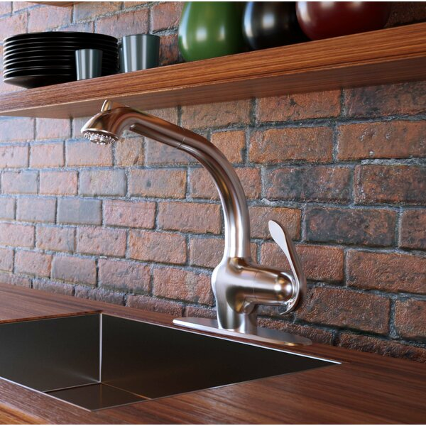 Forza Single Handle Kitchen Faucet by Symmons Symmons