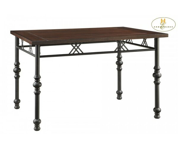 High Plain Dining Table by Loon Peak