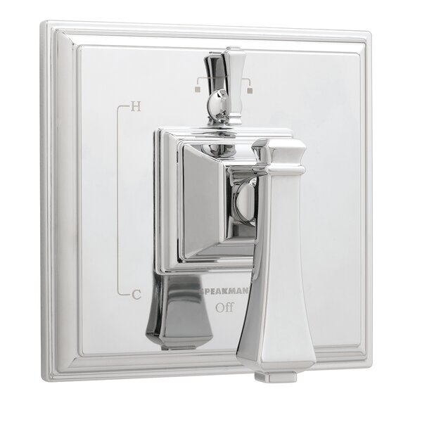 Rainier Shower Diverter Valve Trim by Speakman
