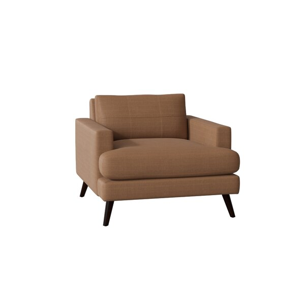 Dane Club Chair by TrueModern