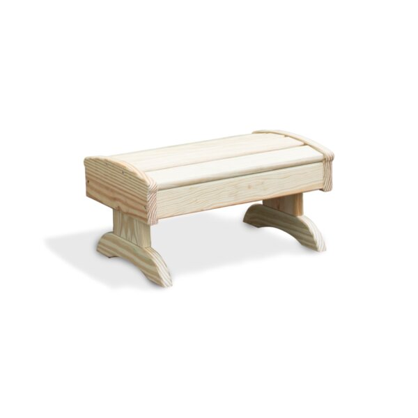 Outdoor Ottoman by YardCraft