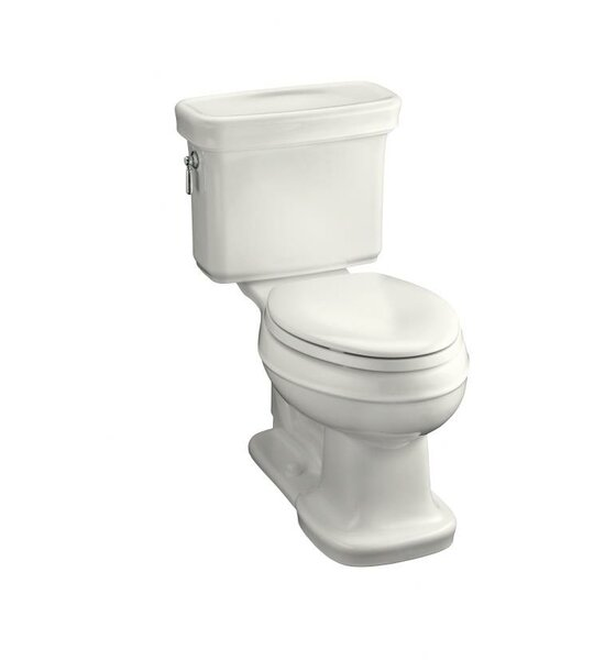 Bancroft® 2 Piece Elongated Toilet by Kohler