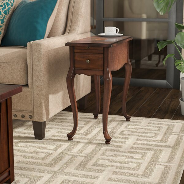 Ameswood End Table by Astoria Grand