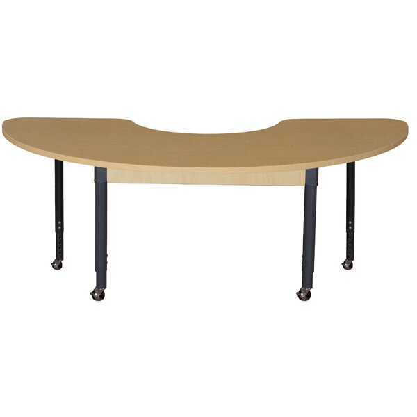 Kidney Activity Table by Wood Designs