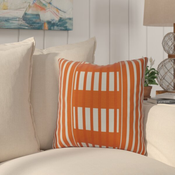 Bartow Beach Blanket Outdoor Throw Pillow by Breakwater Bay