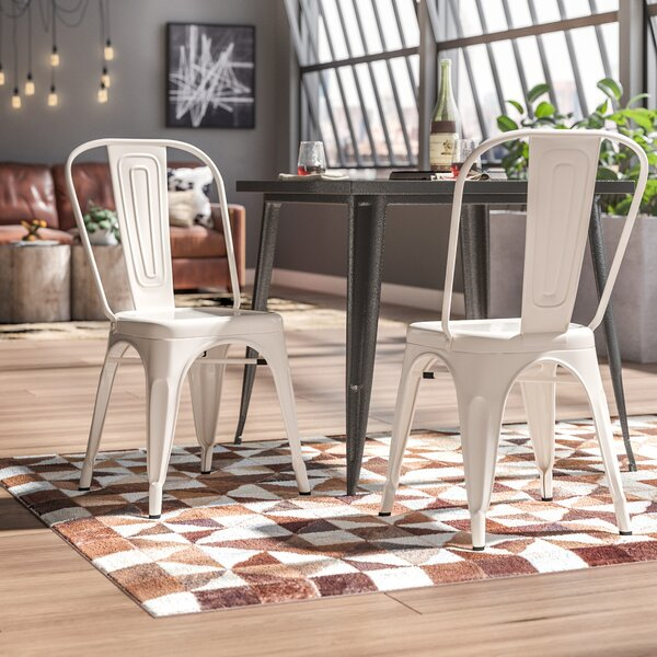 Burhardt Dining Chair (Set of 2) by Trent Austin Design