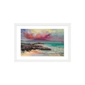 'Harris Rocks' Photographic Print by East Urban Home