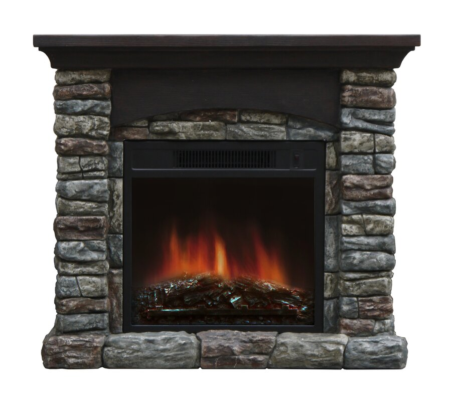 Narrow Electric Fireplace Suite Electric Fireplace Heat