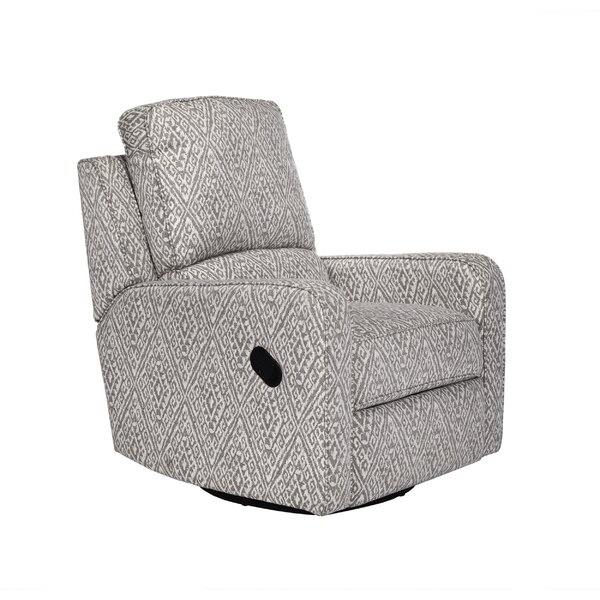 Perth Manual Swivel Glider Recliner by Opulence Ho