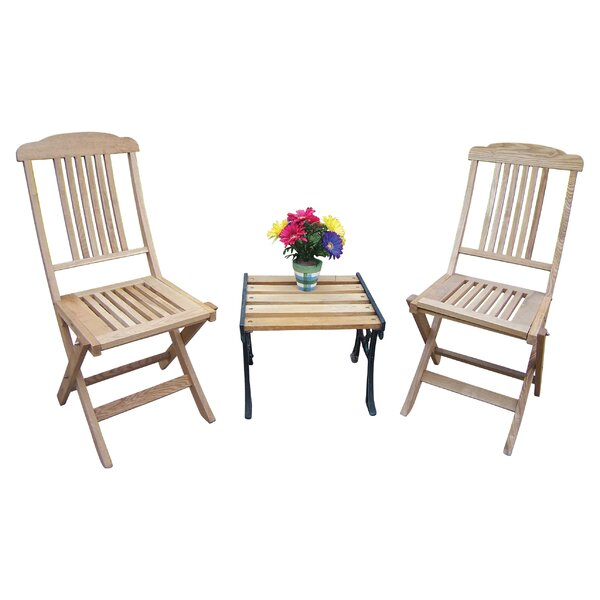 Event 3 Piece Conversation Set by Oakland Living